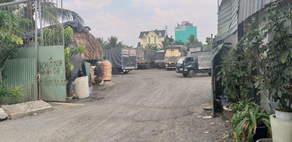 Chuyển hàng Sài Gòn đi Hà Tĩnh